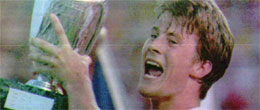 IX EUROCOPA (SUECIA 1992) - Campeón: DINAMARCA