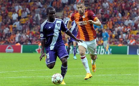 El Galatasaray arranc� con un empate