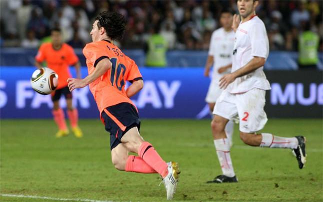 Messi - Mundial de Clubes