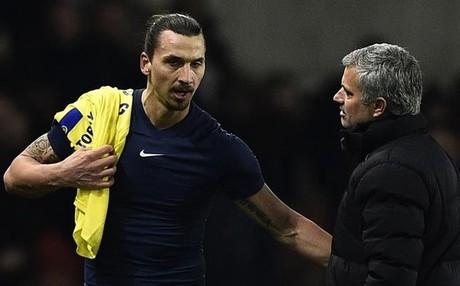 Ibrahimovic ser�a el futbolista mejor pagado de la Premier jugando en el Manchester United de Mourinho