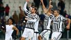 Los jugadores de la Juventus lograron un r�cord ante el Genoa�