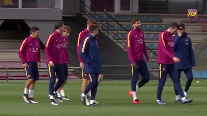 Luis Enrique tira de filial para la Copa