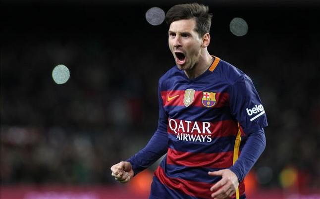 Messi es la luna. Imposible de alcanzar pero siempre en la mirada