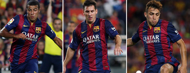 Munir har� de Neymar