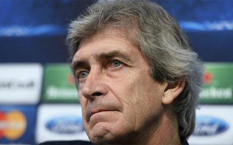 """Pellegrini, indignado: """"Ante el Chelsea pondré a los juveniles"""""""