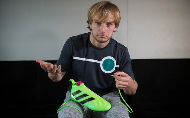 Rakitic firma de por vida con Adidas