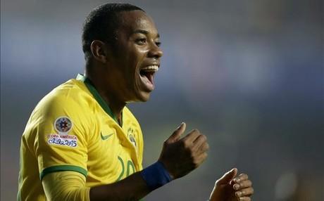 Robinho ha fichado por el Atl�tico Mineiro