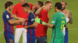 Marc-Andre ter Stegen on the relationship he had with Claudio Bravo