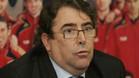 Jorge P�rez, el secretario general de la RFEF