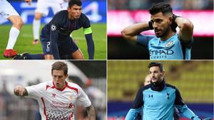 Thiago Silva, Agüero, Agger y Lloris son algunos de los futbolistas que han visto reveladas sus intimidades contractuales