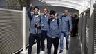El vestuario blaugrana está abatido y frustrado tras la derrota humillante ante el PSG