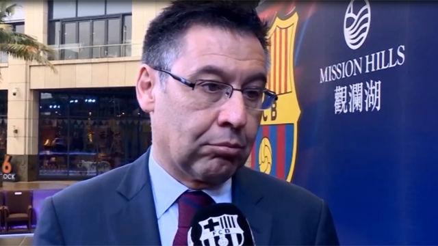 El Barça sella el acuerdo para construir una escuela de fútbol en China