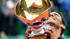 La emoción de Rafa al levantar su décimo Roland Garros