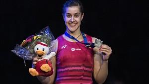 Tercera medalla de oro en un europeo para Marín
