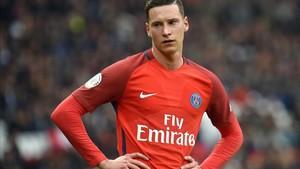 Draxler, en el punto de mira de los grandes clubs europeos