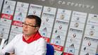 Alfonso Ramírez, vicepresidente de Osasuna, explicó la postura del club