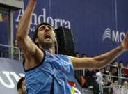El Andorra se impuso al Joventut