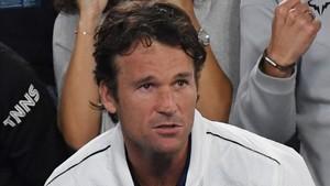 Carlos Moyà tiene plena confianza en Rafa Nadal para la final con Roger Federer