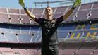 Cillessen no podr� viajar a Bilbao con el primer equipo