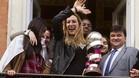 El Conquero ofreci� a su afici�n la Copa de la Reina que conquistaron brillantemente