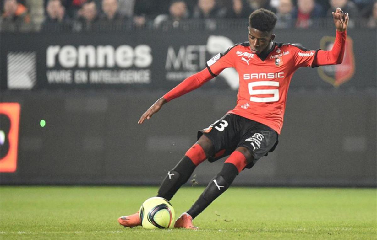 """France Football: El Rennes dice """"no"""" a 35 'kilos' del Bar�a por Demb�l�"""