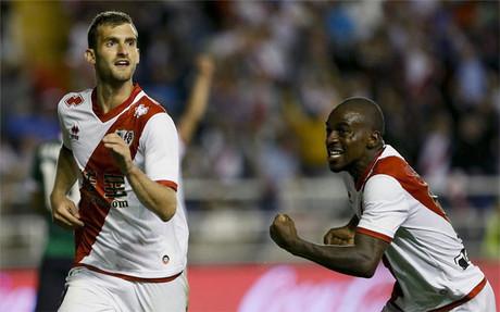 Leo Baptistao no firma el empate en el Camp Nou