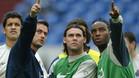 McCarthy elogi� a Mourinho, con quien coincidi� en el Porto
