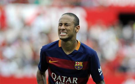 Neymar quiere ser el l�der del FC Barcelona