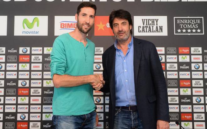 Sergi Vidal renueva con el FIATC Joventut hasta 2018