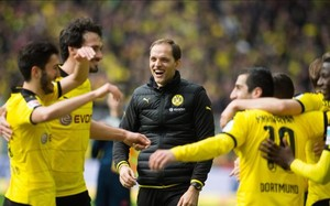 Tuchel triunfa en Dortmund y su nombre está en el escenario