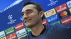 Valverde confiesa por qué tiene un 'feeling' especial con Olympiacos