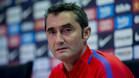"""Valverde: """"¿El Madrid? Vengo del otro lado del muro"""""""