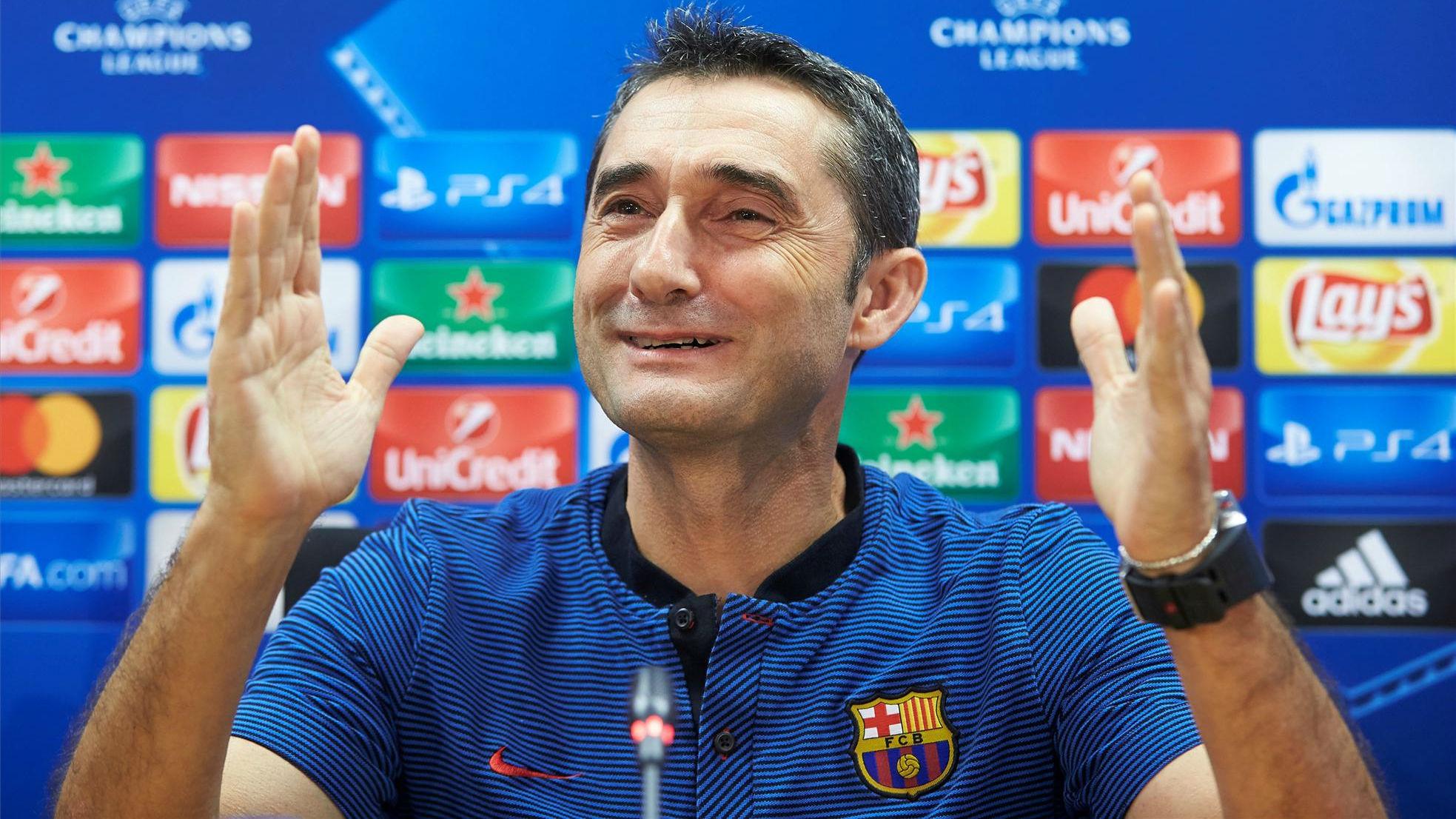 Valverde habló de Arnáiz en rueda de prensa