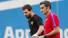 La ocurrente respuesta de Valverde sobre el descanso de Messi