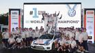 Volkswagen ha revalidado el título mundial de constructores