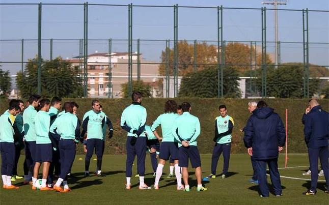 sport سيعود الفريق للتدريبات جديد