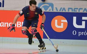 Pablo Alvarez abrió el marcador y ya suma siete goles en la actual OK Liga