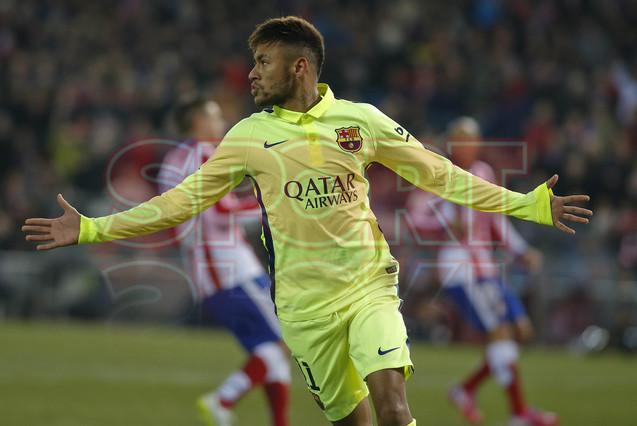 صور : مباراة أتليتيكو مدريد - برشلونة 2-3 ( 28-01-2015 )  1422483177422