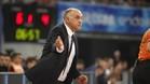 Pablo Laso, entrenador del Real Madrid, no subestima al Maccabi
