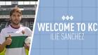 Ilie Sánchez fue anunciado como nuevo refuerzo del Sporting Kansas City