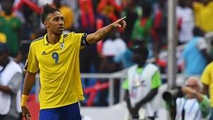 Aubameyang, que está disputando la Copa Africa, también lo quiere el Milan