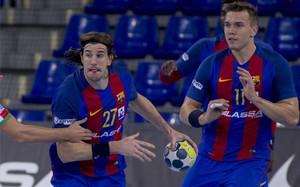 Una nueva prueba para el Barça Lassa en la ASOBAL