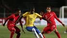 Vinicius en la nueva joya del fútbol brasileño