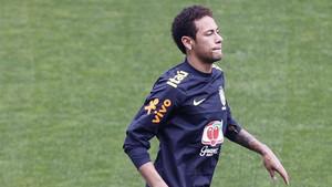 Neymar, el 10 y el capitán de Brasil