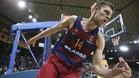 Aleksander Vezenkov tiene muchos números para tener una larga trayectoria en el Barça