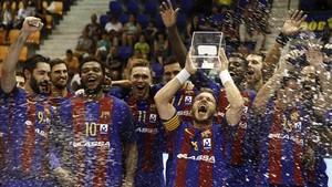 El Barça Lassa vuelve a la pista en la que ganó la Copa del Rey y la Supercopa en 2016
