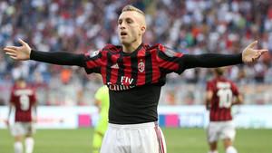 Deulofeu volvió a ser decisivo en el ataque del Milan