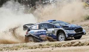 Impresionante triunfo de Ott Tanak en el Rally de Cerdeña