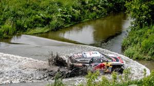 Loeb, KO en el Rally de la Seda