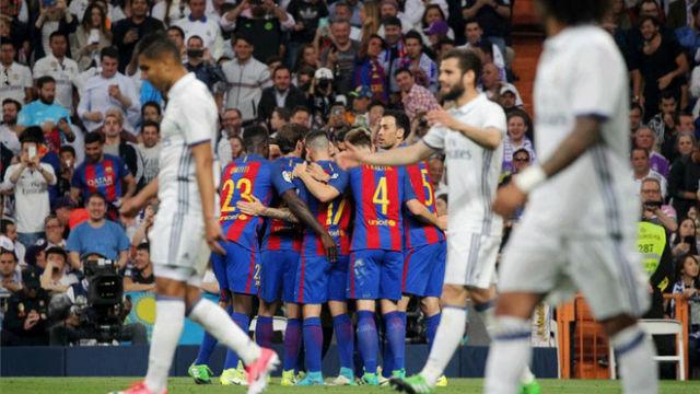 Los dos clásicos FC Barcelona - Real Madrid ya tienen fecha